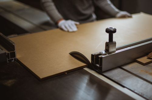 Production Process-Step 1-Cutting Wood Boards-2 | Zoser