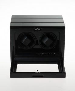 Double Watch Winder-321S-EC-DF-open1 | Zoser