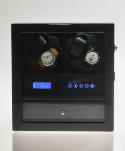 Double Watch Winder-X205TC | Zoser