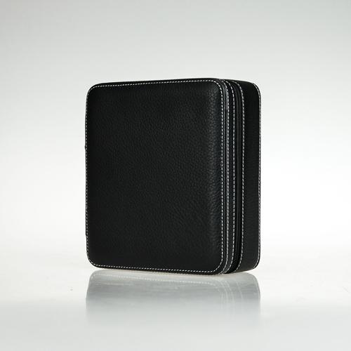 Leather Glasses Box-2GL-B-Zoser