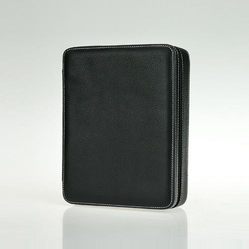 Leather Glasses Box-3GL-B-Zoser