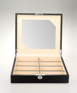 Leather Glasses Box-G011-L   Zoser
