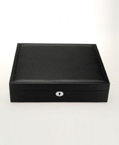 Leather Glasses Box-G011-L-close1 | Zoser