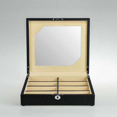 Leather Glasses Box-G011BCC-L-Zoser