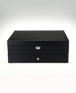 Leather Glasses Box-G012-L-close1 | Zoser