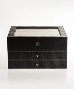 Leather Glasses Box-G013-KC-L | Zoser