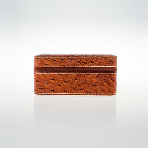 Leather Glasses Box-G701-OS-DBr-Zoser