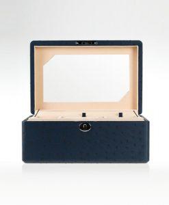 Leather Jewelry Box-503ODB-L | Zoser