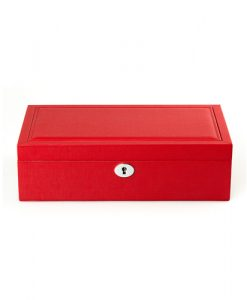 Leather Jewelry Box-PG204RC | Zoser