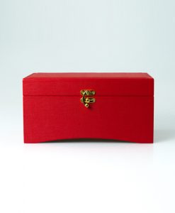 Leather Jewelry Box-PG205RR | Zoser