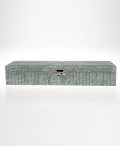 Leather Watch Box-12W-MGB | Zoser