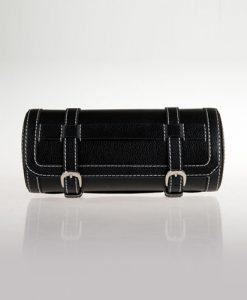 Leather Watch Box-3W-SP-B | Zoser