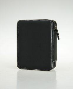 Leather Watch Box-4W-PU-B | Zoser