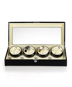 Quad Watch Winder-023BW-5I-open2 | Zoser