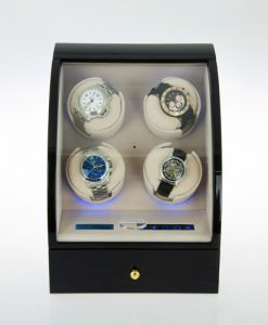 Quad Watch Winder-324EC-D | Zoser