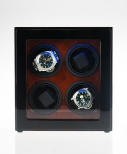 Quad Watch Winder-341S-DBC-DF | Zoser