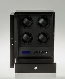 Quad Watch Winder-S204-LB-open1 | Zoser