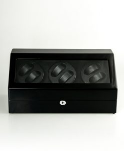 Triple Watch Winder-039BC-5I | Zoser