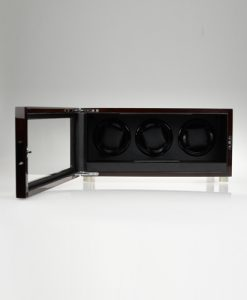 Triple Watch Winder-71-30DOA-open1 | Zoser