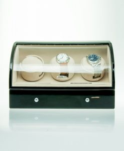 Triple Watch Winder-90323BC | Zoser