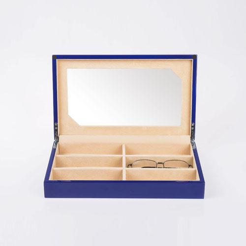 Wooden Glasses Box-G106-BLC-Zoser