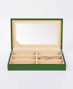 Wooden Glasses Box-G106-GC | Zoser