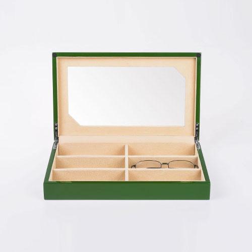 Wooden Glasses Box-G106-GC-Zoser