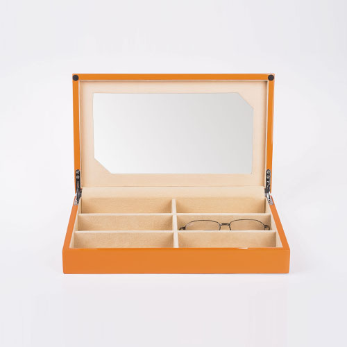 Wooden Glasses Box-G106-OC-Zoser