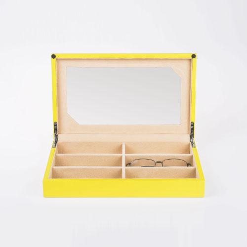 Wooden Glasses Box-G106-YC-Zoser