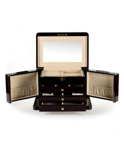 Wooden Jewelry Box-TG504EC | Zoser