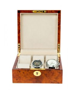 Wooden Watch Box-803-6DBC | Zoser