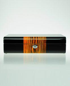 Wooden Watch Box-805-10ZS-BG | Zoser