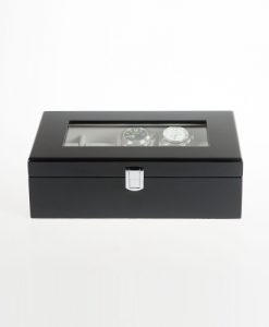 Wooden Watch Box-JW49BG | Zoser