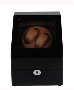 Single Watch Winder-024BC1-F-5 | Zoser