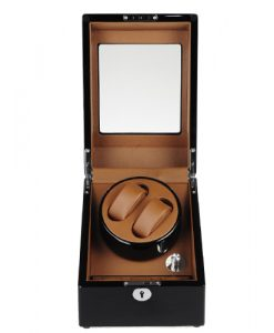 Single Watch Winder-024BC1-F-5-open1 | Zoser