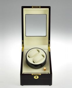 Single Watch Winder-024EW-F-5-open1 | Zoser