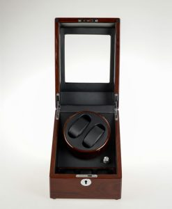 Single Watch Winder-024OAB-5-open1 | Zoser