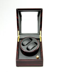 Single Watch Winder-033EB-5-open1 | Zoser
