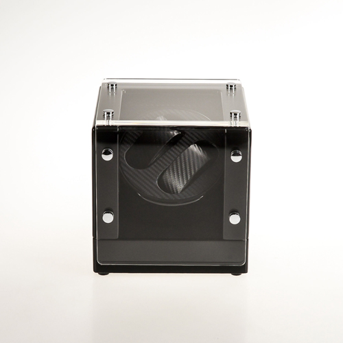 Single Watch Winder-1021BC-5-Zoser