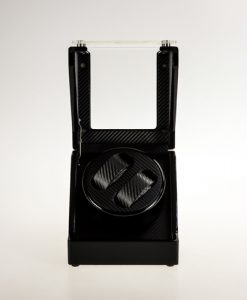 Single Watch Winder-1021BC-5-open1 | Zoser
