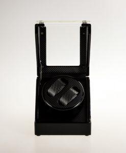 Single Watch Winder-1021BC-5-open1 | Zoser
