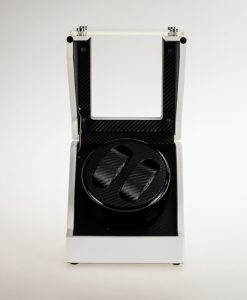 Single Watch Winder-1021WC-5-open1 | Zoser