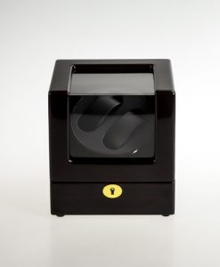 Single Watch Winder-1051EB-F-9 | Zoser