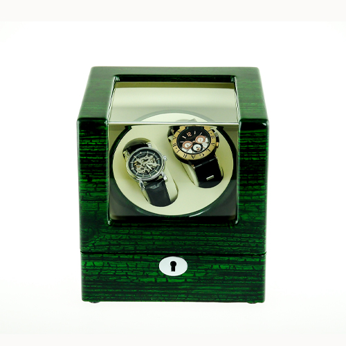 Single Watch Winder-1051GEW-9-Zoser