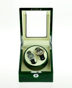 Single Watch Winder-1051GEW-9-open1 | Zoser