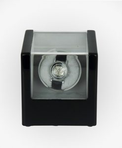 Single Watch Winder-91011BG | Zoser