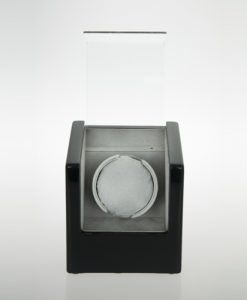 Single Watch Winder-91011BG-open1 | Zoser