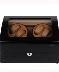 Double Watch Winder-031BC1-F-5I | Zoser