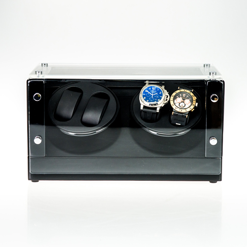 Double Watch Winder-1022BB-5-Zoser