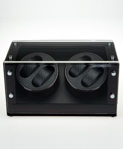 Double Watch Winder-1022EC-5 | Zoser